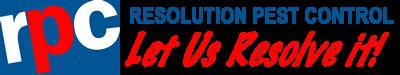 resolution pest control logo