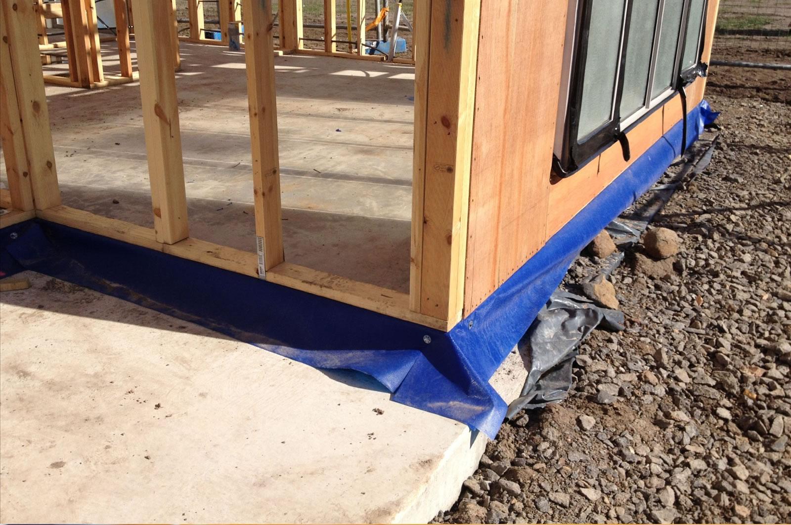 pre-construction termite barrier protection gold coast brisbane